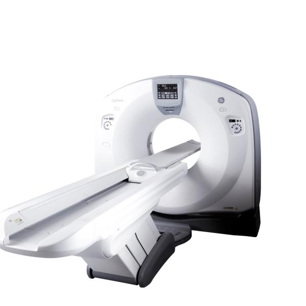 Компьютерный томографGE Optima CT540